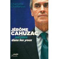 Jérôme Cahuzac - Charlotte Chaffanjon - Livre <br /><b>3.97 EUR</b> Livrenpoche.com