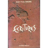 Écritures - Jean-Yves André - Livre <br /><b>37.99 EUR</b> Livrenpoche.com