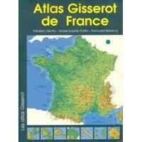 Atlas gisserot de France - Romuald Belzacq - Livre <br /><b>3.99 EUR</b> Livrenpoche.com