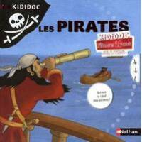 Les pirates - Anne-Sophie Baumann - Livre <br /><b>4 EUR</b> Livrenpoche.com