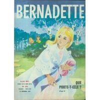 Bernadette (nouvelle série) n°85 - Collectif - Livre <br /><b>3.79 EUR</b> Livrenpoche.com
