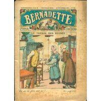 Bernadette n°306 : Le trésor des ruines - Collectif - Livre <br /><b>3.19 EUR</b> Livrenpoche.com