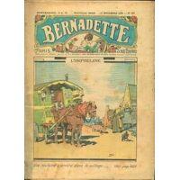 Bernadette n°307 : L'orpheline - Collectif - Livre <br /><b>3.19 EUR</b> Livrenpoche.com