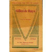 Gilles de Rays - Pierre La Mazière - Livre <br /><b>3.42 EUR</b> Livrenpoche.com
