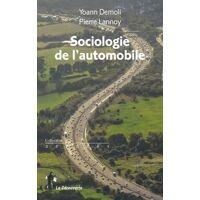Sociologie de l'automobile - Yoann Demoli - Livre <br /><b>5.7 EUR</b> Livrenpoche.com
