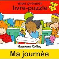 Ma journée - Maureen Roffey - Livre <br /><b>2.16 EUR</b> Livrenpoche.com