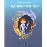 La capitale de la lune - Mickaël Sonz - Livre <br /><b>4 EUR</b> Livrenpoche.com