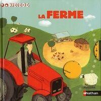 La ferme - Anne-Sophie Baumann - Livre <br /><b>24 EUR</b> Livrenpoche.com