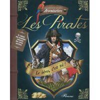 Les pirates - Christelle Chatel - Livre <br /><b>7.71 EUR</b> Livrenpoche.com