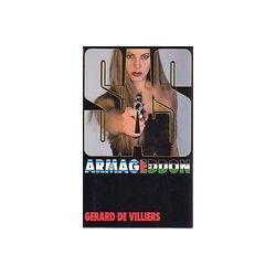 Armageddon - Gérard De Villiers - Livre
