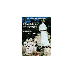 Francisco et Jacinta - Françoise Soeur De La Sainte Colombe - Livre