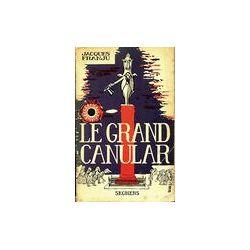 Le grand canular - Jacques Franju - Livre