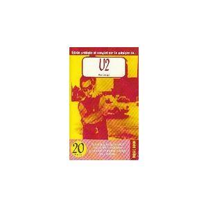 U2       - Hervé Guilleminot - Livre - Publicité