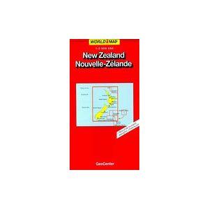 Carte routière : Nouvelle-Zélande - Collectif - Livre - Publicité