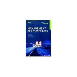Management des entreprises BTS - Laurent Izard - Livre - Publicité
