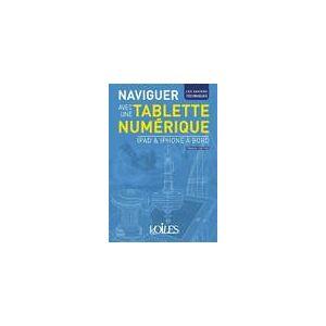 Naviguer avec une tablette numérique - Francis Fustier - Livre - Publicité