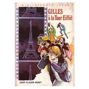 Gilles à la Tour Eiffel - Jean-Claude Deret - Livre - Publicité