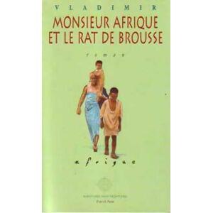 Monsieur Afrique et le rat de brousse - Vladimir - Livre - Publicité