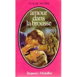 Amour dans la brousse - Claude Valérie - Livre - Publicité