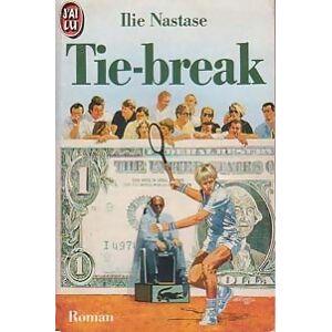 Tie-break - Ilie Nastase - Livre - Publicité
