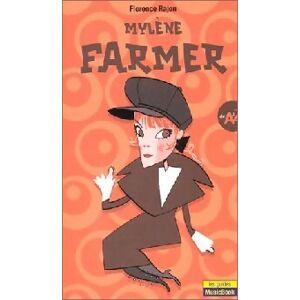 Mylène Farmer - Florence Rajon - Livre - Publicité
