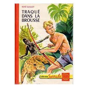 Traqué dans la brousse - René Guillot - Livre - Publicité