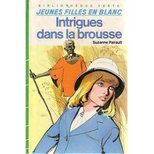 Intrigues dans la brousse - Suzanne Pairault - Livre - Publicité