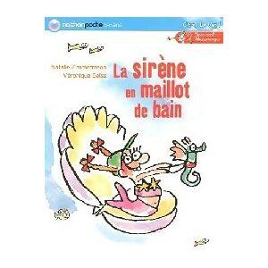Le journal d'Andromaque Tome III : La sirène en maillot de bain - Nathalie Zimmermann - Livre - Publicité