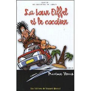 La Tour Eiffel et le cocotier - Maxime Vivas - Livre - Publicité