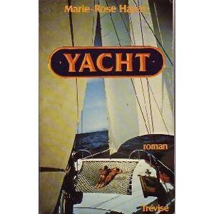 Yacht - Marie-Rose Hayes - Livre - Publicité