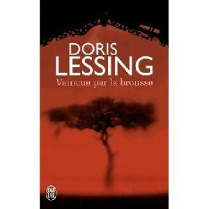 Vaincue par la brousse - Doris Lessing - Livre - Publicité