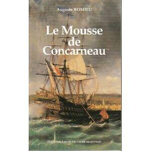 Le mousse de Concarneau - André Romieu - Livre - Publicité