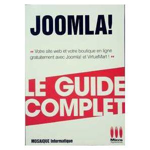 Joomla ! - Mosaïque Informatique - Livre - Publicité