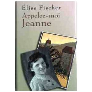 Appelez-moi Jeanne - Elise Fischer - Livre - Publicité