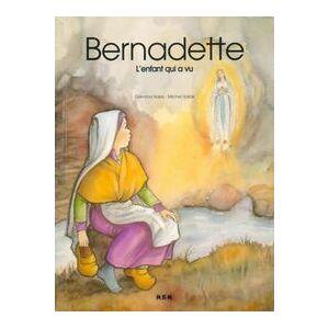 Bernadette. L'enfant qui a vu - Gemma Sales - Livre - Publicité