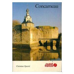 Concarneau - Christian Querré - Livre - Publicité