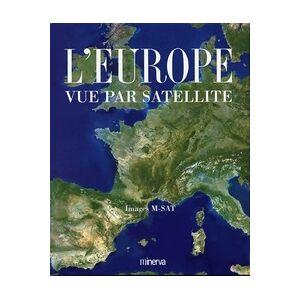 L'Europe vue par satellite. Images M-SAT - Robert Brousse - Livre - Publicité