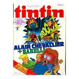 Tintin n°370 : Alain Chevallier + Barelli - Collectif - Livre - Publicité