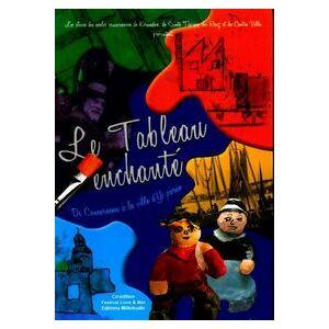 Le tableau enchanté de Concarneau à la ville d'Ys parue - Collectif - Livre - Publicité