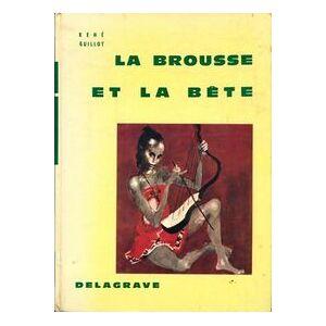 La brousse et la bête - René Guillot - Livre - Publicité