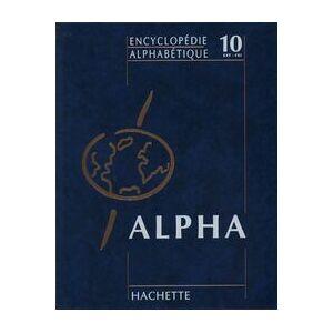 Encyclopédie alphabétique Tome X : Extradoux à Frisquet - Collectif - Livre - Publicité
