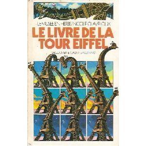 Le livre de la tour Eiffel - Collectif - Livre - Publicité