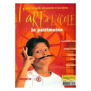 ART L'art à l'école : Le patrimoine - Collectif - Livre - Publicité