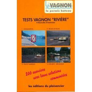 Test pour le permis fluvial - Collectif - Livre - Publicité