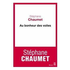 Au bonheur des voiles - Stéphane Chaumet - Livre - Publicité