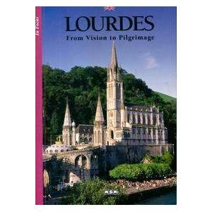 Lourdes from vision to Pilgrimage - Collectif - Livre - Publicité