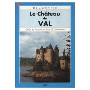 Le château e Val - Collectif - Livre - Publicité