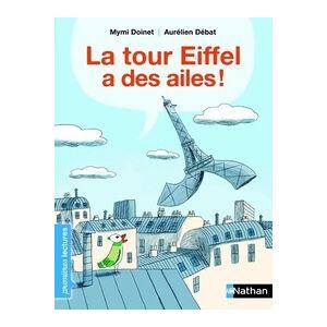 La tour Eiffel a des ailes ! - Mymi Doinet - Livre - Publicité