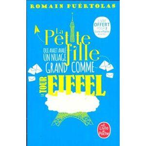 La petite fille qui avait avalé un nuage grand comme la Tour Eiffel - Romain Puértolas - Livre - Publicité