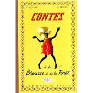 Contes de la brousse et de la forêt - A. Davesne - Livre - Publicité